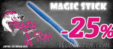 Crazy Fish Magic Stick