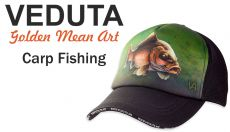 VEDUTA Carp Fishing baseball sapka