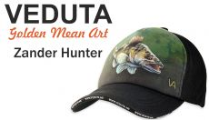 VEDUTA Zander Hunter baseball sapka
