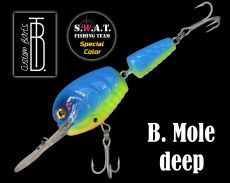 Blazy Tackle B. Mole Deep