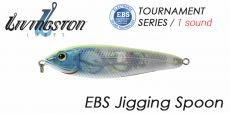 Livingston Lures Tournament Series EBS Jigging Spoon