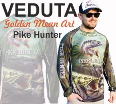 VEDUTA Pike Hunter Jersey póló