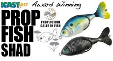 Lunker Hunt - Propfish Shad
