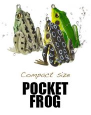 Lunker Hunt - Pocket Frog
