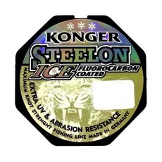 Konger Steelon Ice FluoroCarbon Coated zsinór